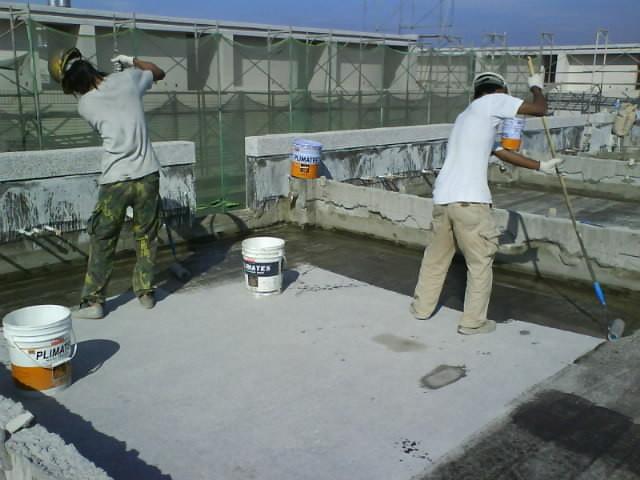 屋顶防水捉漏