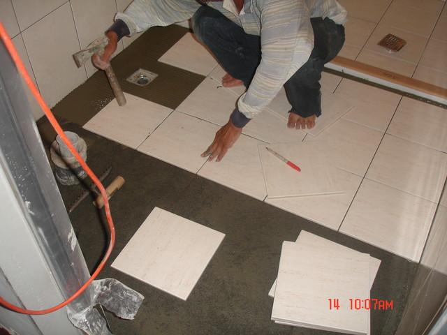 浴室防水工程